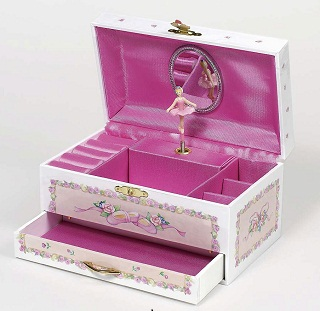 Ballerinajewelrybox
