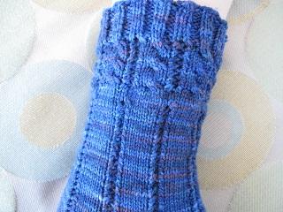 Katia sock leg 001