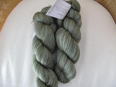 Yarn tosh lace thyme
