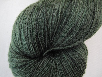Green yarn miss babs