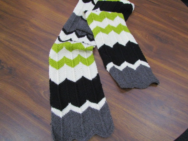 Chevron Love The Knitting Buzz