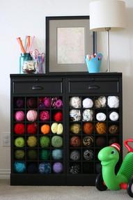 Yarn stotage