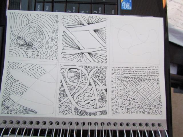 Doodles tangle 008