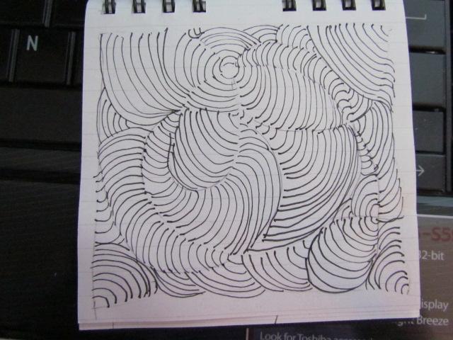 Tangle doodles 007