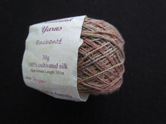 Kaalund silk yarn 002