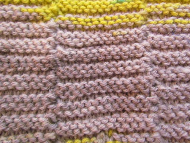 Xmas stockings, broken rib scarf, horizon rib scarf, dawn socks, 012