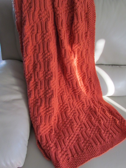 Double Check Blanket Cover