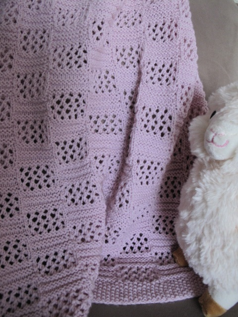 Peekaboo kayla blanket draped with llama 003