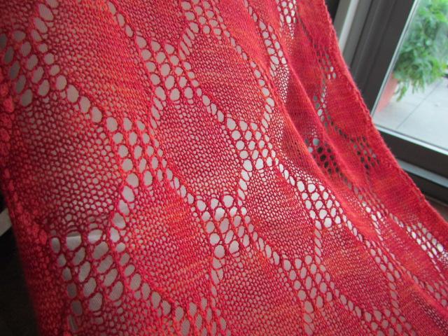Meridian lace wrap 013